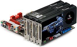 LeadTek WinFast Tri-SLI