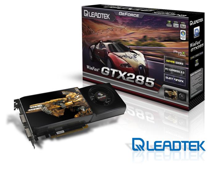 Leadtek WinFast GTX285