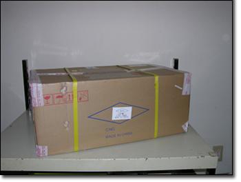 LeadTek WinFast GTX260 Extreme+ cardboard box