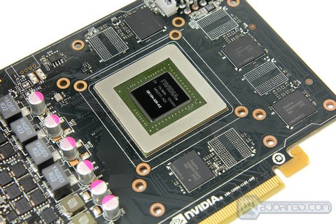 GeForce GTX 670 GK104 GPU