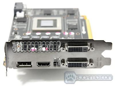 GTX 670 Display Ports