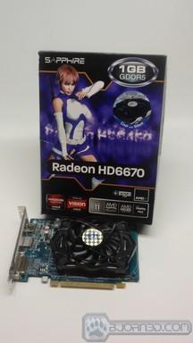 SAPPHIRE Radeon HD 6670 1GB - Bjorn3D com
