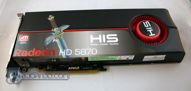 The HIS HD5870