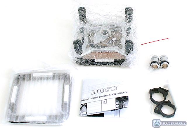 Swiftech  Apogee GTX /& XT Thumb Screw Kit
